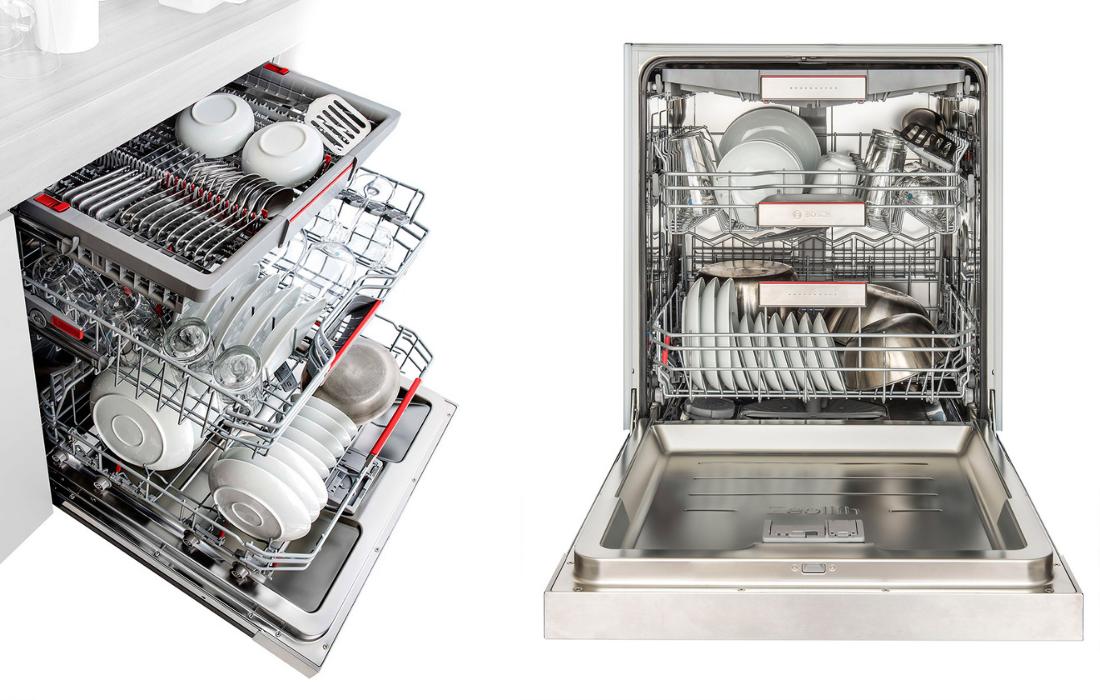 フロントフルオープン食洗機