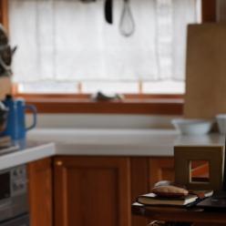 輸入キッチンイメージ